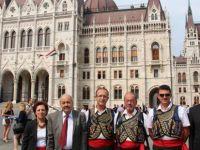 ASAM heyeti, Macaristan'da KKTC'yi temsil edecek!