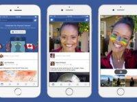 Instagram'dan sonra Facebook da Snapchat'i kopyaladı