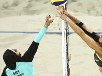 Plaj voleybolunun 'herkes için olduğunun' kanıtı Rio'da