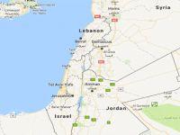 Google Filistin'i dünya haritasından sildi!