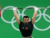 Türkiye, Rio Olimpiyat Oyunları'nda ilk madalyayı aldı