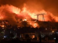 Avrupa'da yangın dehşeti!