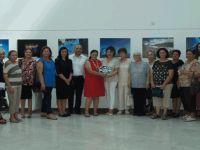 YDÜ'de Mavi Temalı Fotoğraf Sergisi