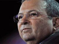 Eski İsrail Başbakanı Barak'tan 'gizemli' eleştiri'