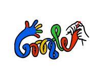 Google'dan kış gün dönümüne özel logo