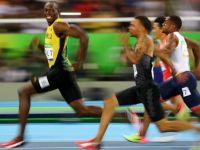 Bolt 9 altınla olimpiyat kariyerini noktaladı