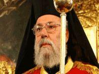 Rum Başpiskopos ameliyat oldu