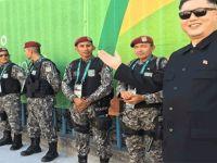 """Rio 2016'da Kuzey Kore lideri """"Kim"""" mi?"""