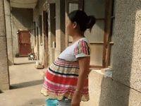 17 aydır hamile!