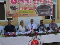 Ozanköy Pekmez Festivali cuma günü başlıyor
