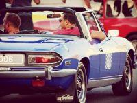 3. Klasik Otomobil Yarışı  tamamlandı