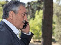 BM Genel Sekreteri Cumhurbaşkanı Akıncı'yı aradı