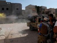 Libya'da IŞİD operasyonu