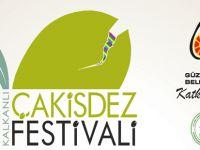 Çakisdez Festivali başlıyor!