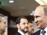 Putin'den Erdoğan'a göndermeli espri!
