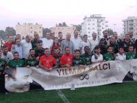 Balcı'ya Vefada 'Dostluk' Kazandı