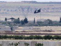 IŞİD, Türkiye sınırından silinmek üzere