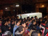 Darbe karşıtı gösterilerde hayatını kaybedenler için cenaze töreni