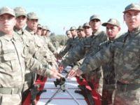 Asteğmen ve çavuş celbi yemin töreni Cuma günü yapılacak