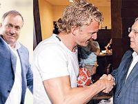 Dirk Kuyt Fenerbahçe'ye geri dönüyor