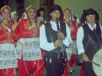 Büyükkonuk 1. Uluslararası Halk Dansları Festivali başladı