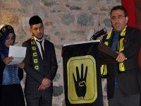 """""""Dirilişin Adı: Rabia"""" konferansı"""