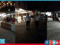 Girne'de zabıta ekipleri gece devriyesine başladı