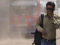 Hava kirliliğine neden olan zerrecikler beyne kadar ulaşıyor
