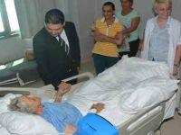 Savaşan: Tedavi için Kuzey Kıbrıs'ı tercih etmeniz ülkemize güç veriyor