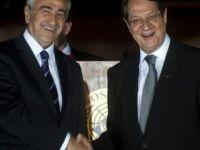 Kıbrıslı liderler New York'ta buluşacak