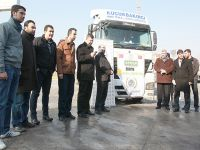 İHH-AYDER Suriye'ye insani yardım malzemesi gönderecek
