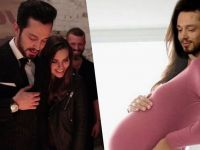 Murat Boz'u kızdıran 'hamile' fotoğrafı