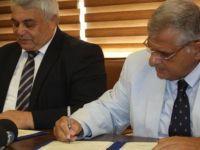 Vadili Belediyesi ile DAÜ arasında işbirliği protokolü imzalandı