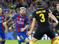 Atletico Barça'ya geçit vermedi