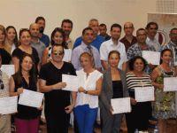 Başarılı Öğretmenler Sertifikalarını YDÜ'den Aldılar