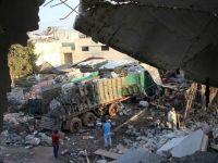 BM'den Suriye'de çatışan taraflara suçlama