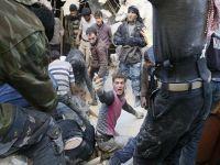 """Esed yine """"varil bombasıyla"""" saldırdı"""