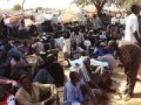 Güney Sudan'da 724 bin kişi evlerinden oldu
