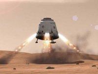 Uzay İstasyonunda görevli astronotlar 6 ay sonra dünyaya döndü