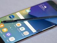 Patlayan Samsung Galaxy Note 7'lerin yüzde 90'ı iade edildi