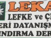 LEKAD Başkanı Oran'dan hükümete çağrı