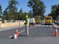 Güzelyurt Belediyesi'nin Okullara yönelik çalışmaları tamamlanıyor