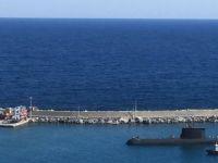 Girne'de denizaltı!