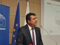 """Elcil'e """"Avrupa Vatandaşlık Madalyası"""" törenle verildi"""