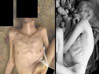 Fotoğraflar 'Suriye holokostunu' ortaya koydu