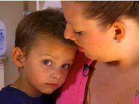 Kenevir 3 yaşındaki Landon'a umut ışığı oldu!