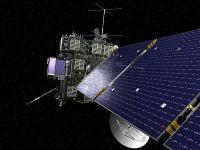ESA uzay aracı Rosetta 2,5 yıl sonra uyandı