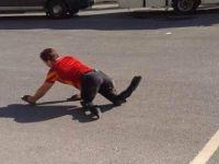 Galatasaray, maça emekleyerek gelen engelli taraftarını arıyor