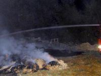 Omorfo ve Mağusa'da bir günde iki yangın