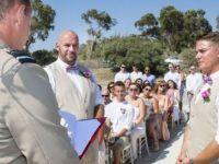 """Dikelya'da ilk """"eşcinsel evlilik"""" gerçekleşti"""